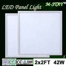factory sales price panel led light 2x4 led panel light battery operated curtain lights