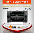 HIFIMAX Android 4.4.4 Car GPS Radio For Mercedes Benz Viano Vito Sprinter A/B class W169 (2004-2012) GPS Navigation System