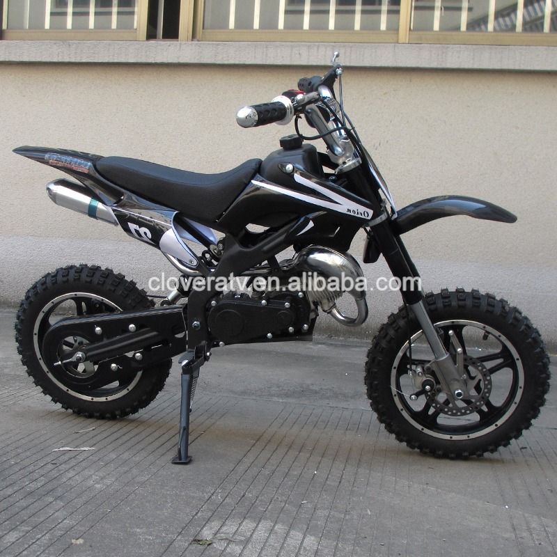 High Quality Gasoline Motorbiks 49CC Dirt Bike with Alloy Pull Start