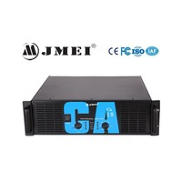 CA 3U series,brand name 300 watt power amplifier