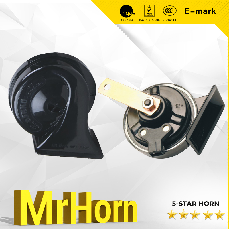 Water buffalo horn klaxon car horn for PEUGEOT and CITROEN