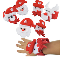 Fashion Christmas Gift Cute wristband 2016 wholesale