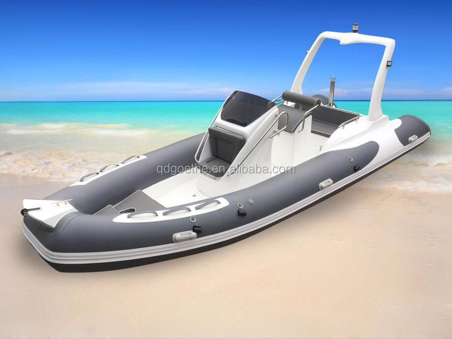 Rigid Inflatable boat 2017 New Rib Boat Rib 580B