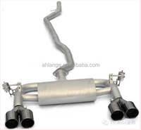 wholesale stainless steel or Titanium factory exhaust system and flexible exhaust pipe