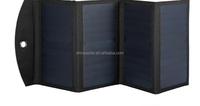 SHINE high efficiency folding solar panels for iphone or other cell phone charging waterproof