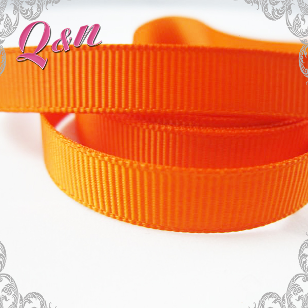 hot sale assorted colors sport grosgrain ribbon imported