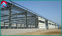 Chinese light steel structure builders warehouse