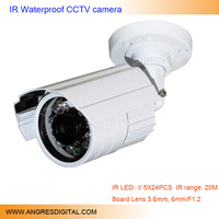 hot sale,waterproof bullet IR day and night color 420tvl sony cctv camera