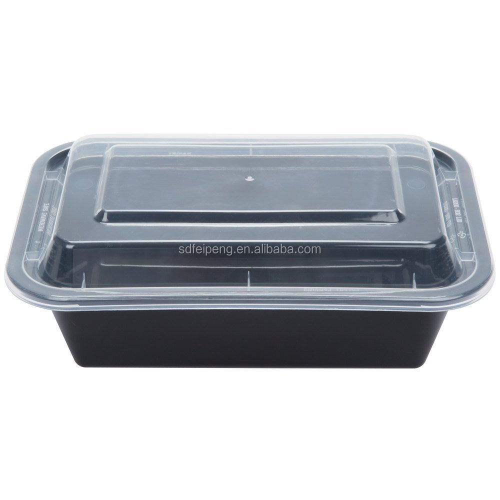 shandong jinan factory plastic containers with lids