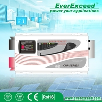EverExceed off-Grid 3000W Pure Sine Wave power Solar Charge CNP series rechargeable Inverter