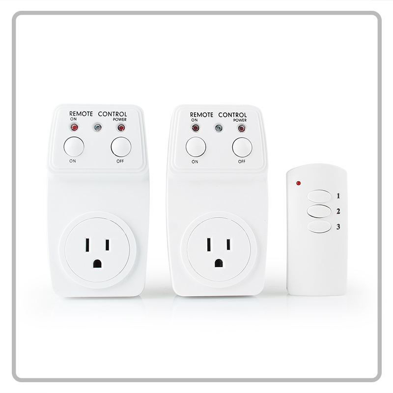 USA electrical remote control smart plug socket