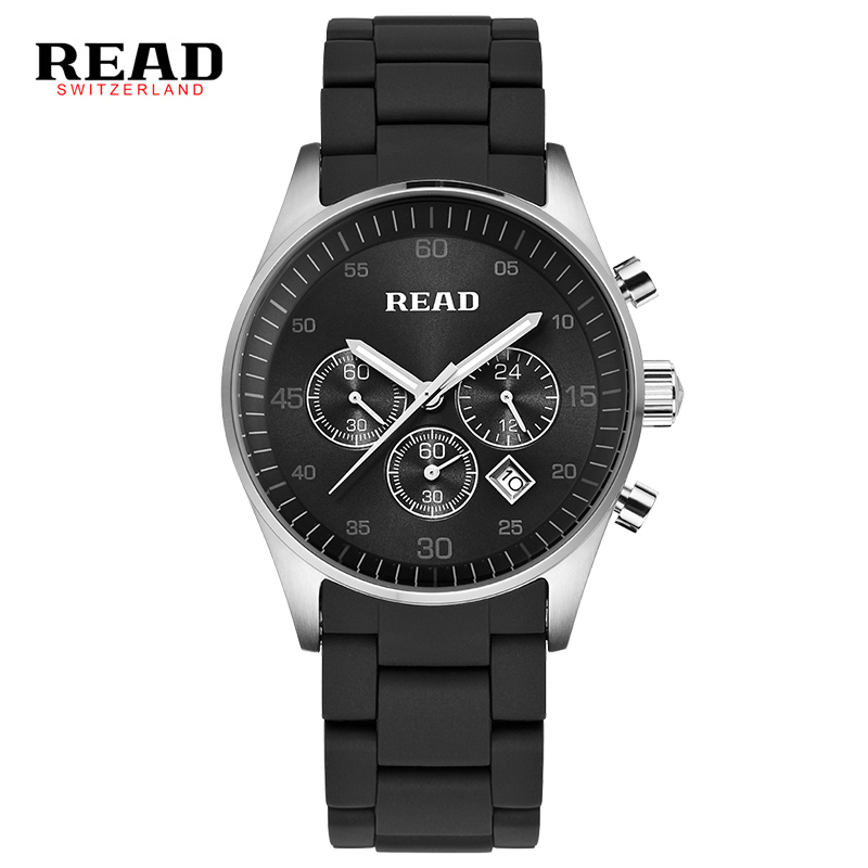 24 Hour Display Watch International Brands Wrist Watch Relojes Hombre 2017