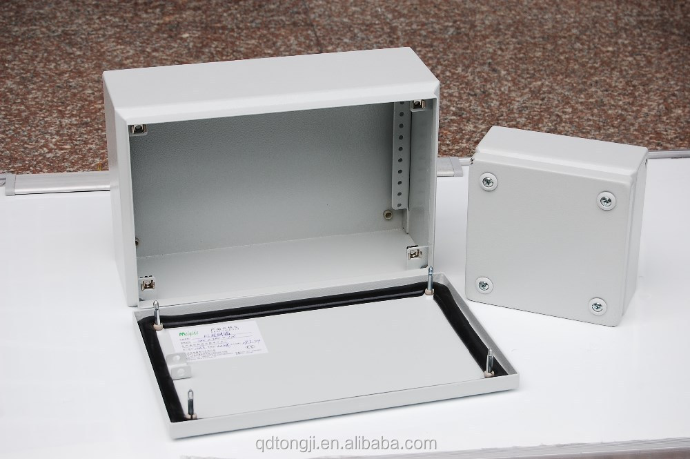 Aluminium custom metal high quality waterproof/pc/galvanized sheet metal enclosure