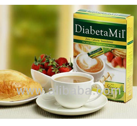 DiabetaMil Sweetener with Stevia