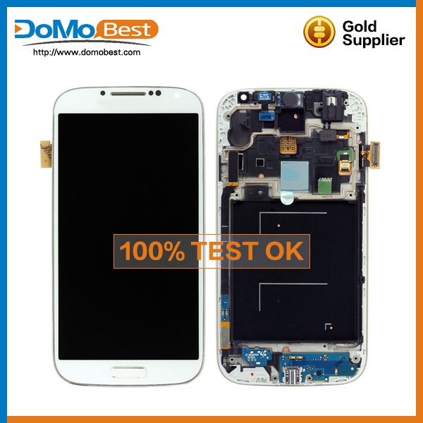 For Samsung S4 lcd monitor ,for Samusng Galaxy S4 I9500 LCD Digitizer Assembly,for Galaxy S4 I9505 LCD Screen Assembly