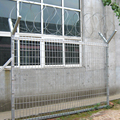 New best selling easily assembled 358 high security fence 2.5m width