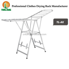 Indoor&Outdoor Clothes Drying Rack/ Folding Laundry Rack TL-AX