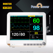 Factory Direct KD6381 Multi-Parameter Monitor With CE ISO