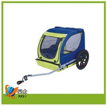 china supplier mini pets bicycle trailer