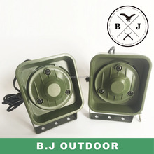 Speaker 12V hunting decoy mallard duck live bird traps from BJ Outdoor
