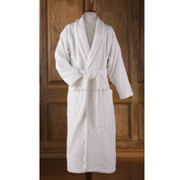 Soft Touch Linen Robe