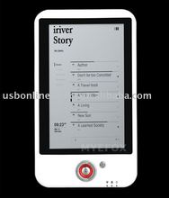 8 inch Touchscreen E-Book Reader & Mini Notebook with Android Browser -CEM003
