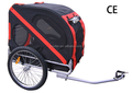 Factory Directly Pet Bike Trailer Dog Cat Bicycle Pram Stroller pet stroller Jogger Foldable(PT006)