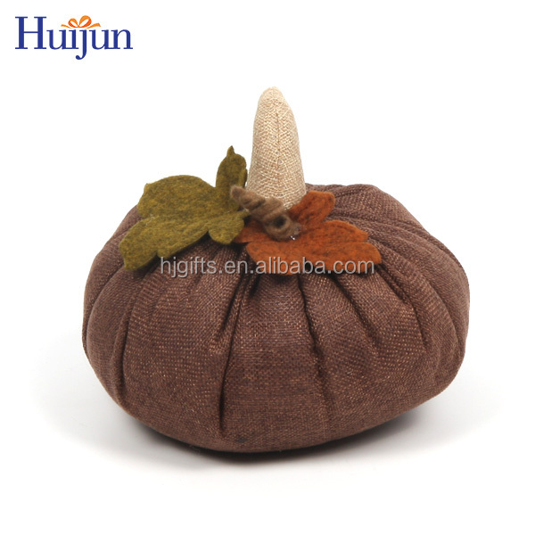 2017 Hot sale mini round pumkin funny gift halloween party supplies