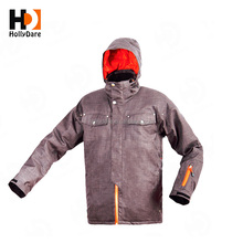 Men'S Two In One Outdoor Waterproof Mountain Windproof Brands Ski Jacket