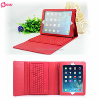 Cheapeat price Bluetooth Wireless Keyboard With Leather Case Stand Cover For ipad 2 3 4
