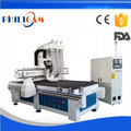 1325 double process woodworking machine with drill bank