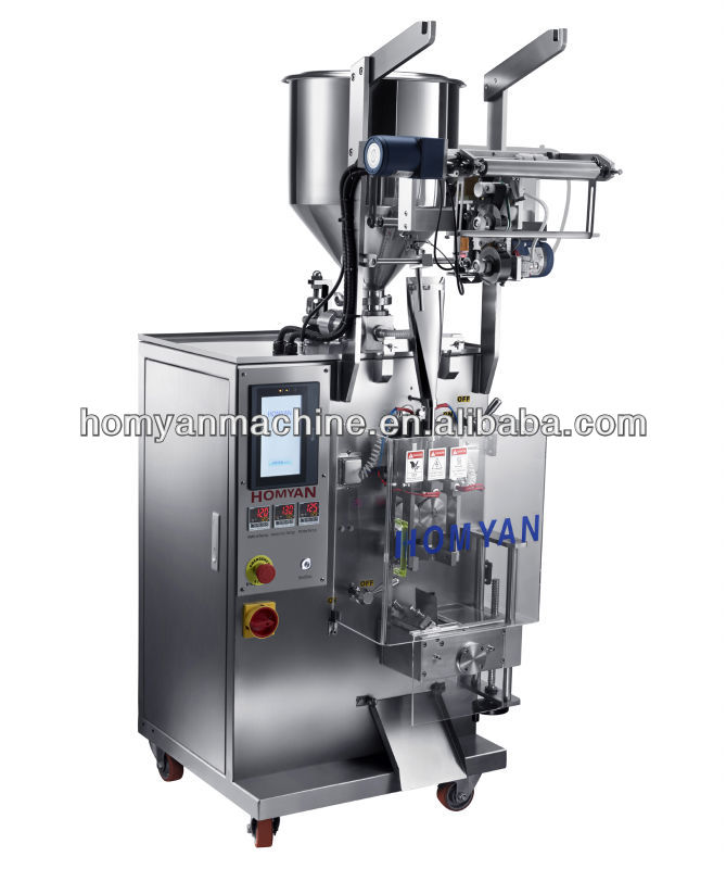 NEW VFFS liquid packaging machine