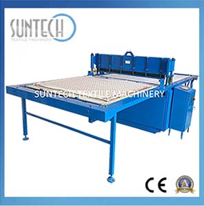 SUNTECH Low Price Textile Square Cutting Table,Fabric Sample Cutter