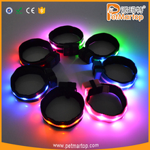 TZ-PET6107 LED flashing Horse Leg Band