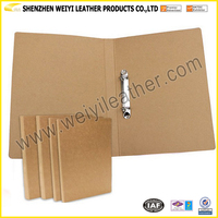 Wholesale Factory Folder Gift Waterproof High Quality Bulk Cheap New Handmade Promotional Paper File Folder For Custom Design