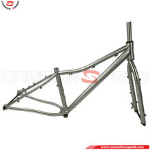 Custom Build Titanium Fat Bike Frame Titanium Fat Bike Fork