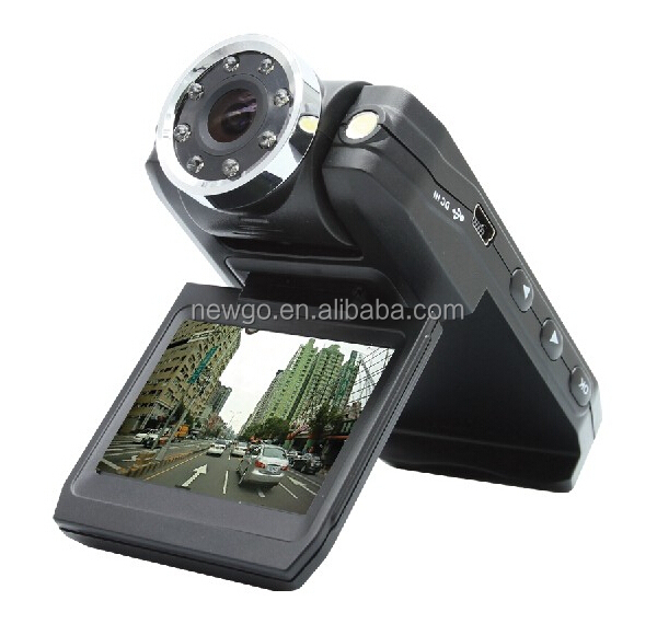 2.0 Inch TFT LCD 5.0M Pixel 1080P Full HD G-sensor IR Night Vision Mini Car Back Up Camera