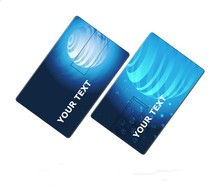 OEM LOGO Card usb flash drive,credit card usb disk,Business card usb