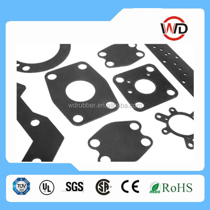 Factory price hot selling customized rubber gasket
