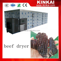 KINKAI beef heat pump dryer/meat freeze drying machine