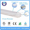 High lumens 130lm/w 4 feet led tube light DLC 3.0 UL cUL TUV SAA CE t8 led tube