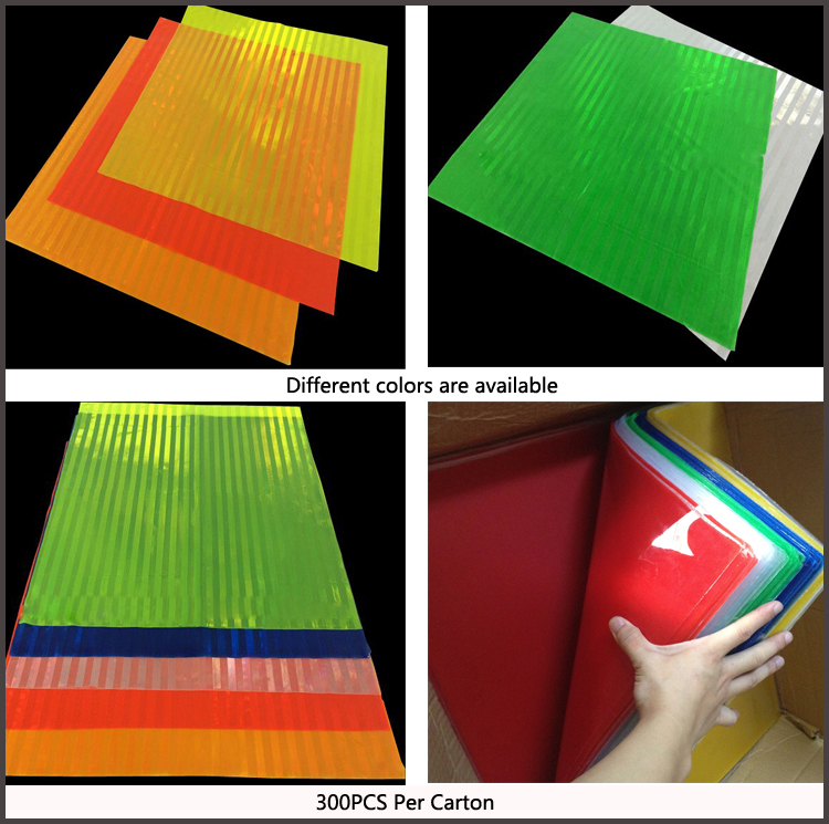 PVC Micro Prism Reflective Sheet for Safety