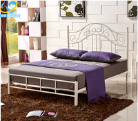 European style luxury amazon queen size folding bed frame designs