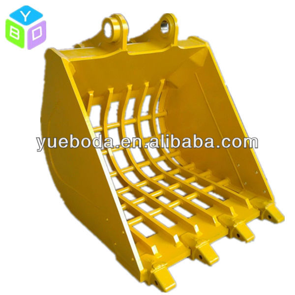 PC200 skeleton bucket for excavator attachment spare parts