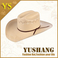 2016 summer new panama straw white cowboy hat