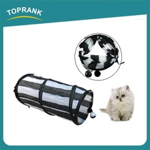 TOPRANK Outdoor Pet Playing Walking Cat Toy Tunnel