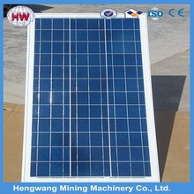 130W mono solar panel, PV photovotaic factory from China