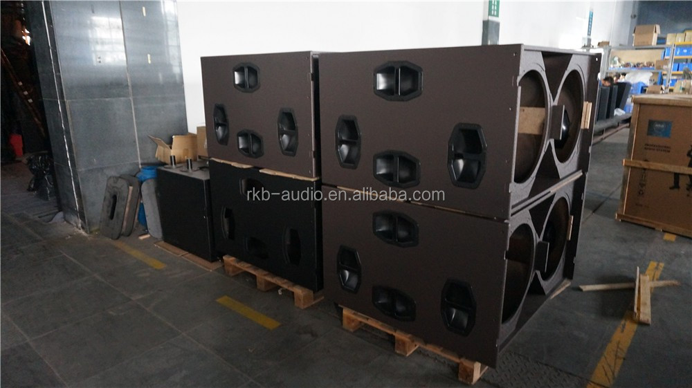 "3600W 3X21"" passive big bass subwoofer speakers"