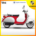 EURO 4 model with EEC homologation 50cc gas scooter-VES