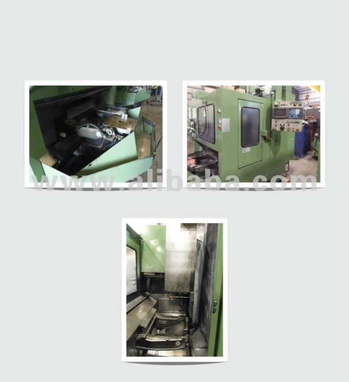 USED VMC WITH PALLET CHANGER MORI SEIKI